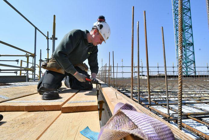 Angst onder bouwvakkers om ongevallen en onveiligheid te melden: 'Je bent de sjaak'