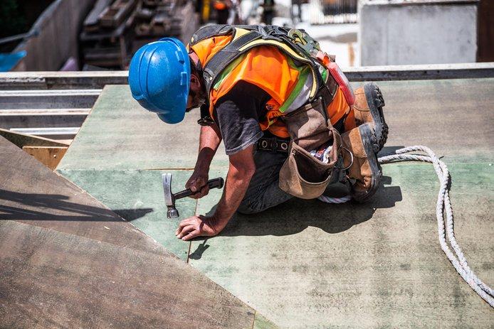 Ongevallen in de bouw vaak verzwegen
